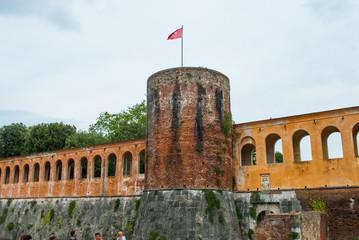 Giardino Scotto, fortezza di Pisa