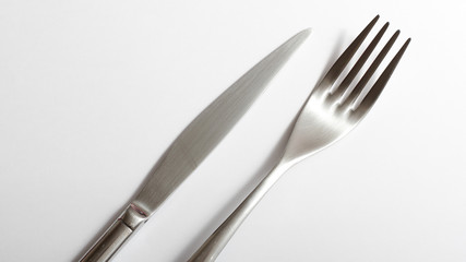 Metal cutlery