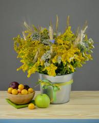 Bukiet polnych kwiatów