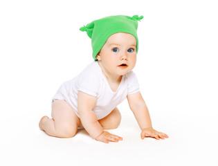 Cute charming baby
