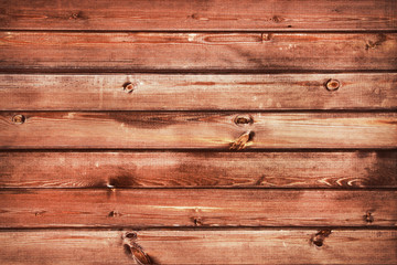 Wooden background. Simple wooden planks in a row.