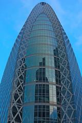 Modern architecture in Tokyo, Japan.