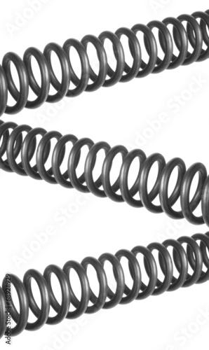 Papiers peints Spirale Metal Springs