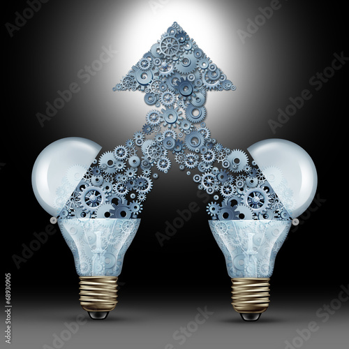 Creative Innovation Success - 68930905