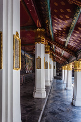 gallery in Wat Phra Kao