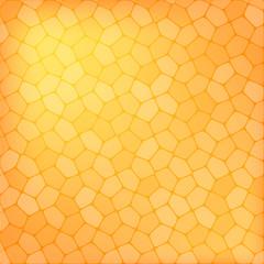Abstract orange geometric background