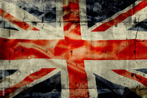 British flag - 68932936