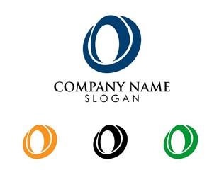 O letter logo 1