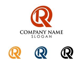R letter logo 1