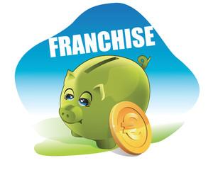 les magasins franchisés - la franchise