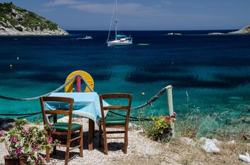 Idyllic Place at the Seaside