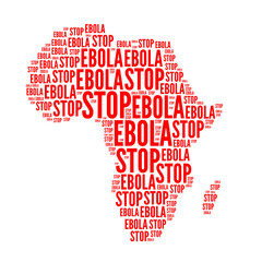 Stop ebola red text
