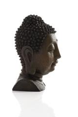 Buddha-Kopf, close up