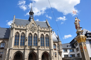 Rathaus in Erfurt