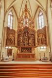 Altar, Stephansmünster, Breisach