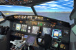 B737 Flight simulator - 68941125
