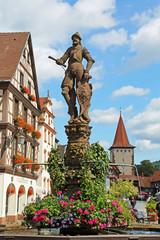 Marktbrunnen Gengenbach