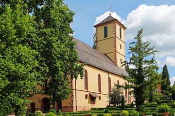 St. Martinskirche in Gengenbach