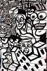 カナダ トロント ストリートアート