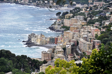Camogli view - Italy