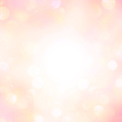 pink dreamy background