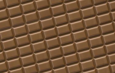 Schokoladen-Textur