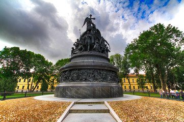 Monument to 1000 Years of Russia