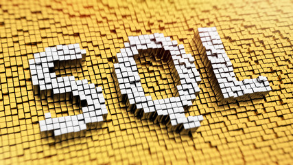 Pixelated SQL