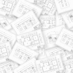 Collage architecture.