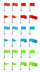 flag icon set