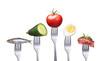 canvas print picture - Ausgewogene Ernährung