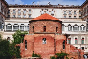 Church of Saint George, oldest church in Sofia, Bulgaria