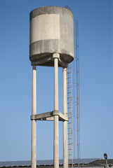 Tower water tank