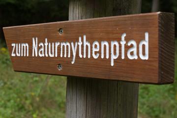 Naturmythenpfad Harz