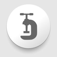 black white vice symbol