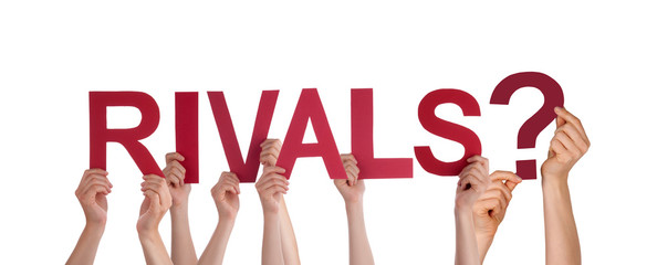 People Holding Rivals