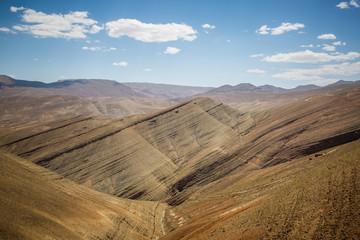 Marokko Berge - Atlas Gebirge
