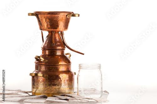 Destille zur Öl- und Hydrolatgewinnung - 68953529