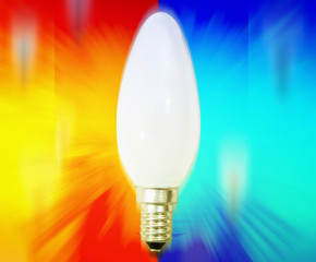 Falling bulbs