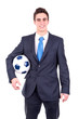 canvas print picture - Football