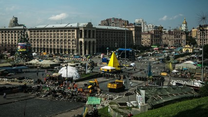 KIEV, MAJDAN
