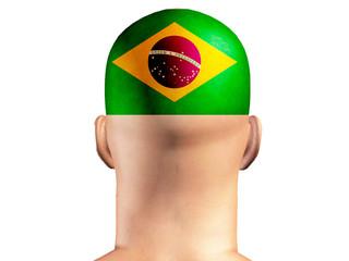 Brazil mans Head