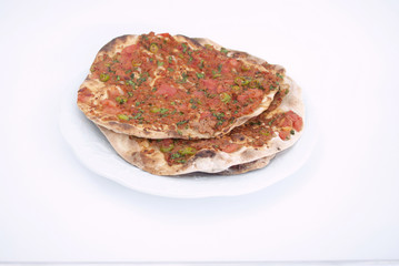 Turkish Pizza / Lahmacun