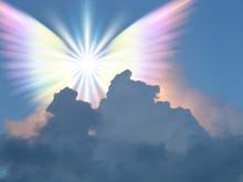 "Постер, картина, фотообои ""Angel"""
