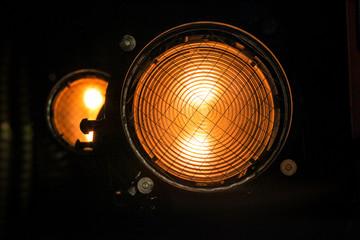 spot lumière