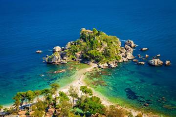 Isola Bella at Taormina