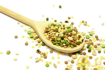 Legumes and cereals - Legumi e cereali