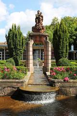 Gartenanlage in Gengenbach