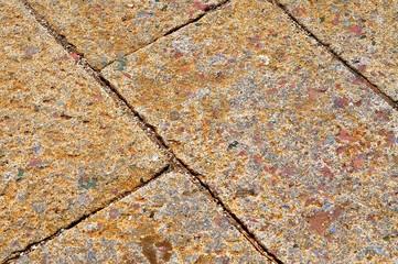 Textur - Steinboden naturfarben