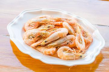 roast shrimp